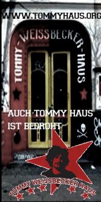 Tommyhaus bedroht!