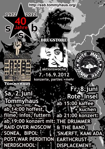40 jahre selbstorganisation - 40 jahre ssb - 2012