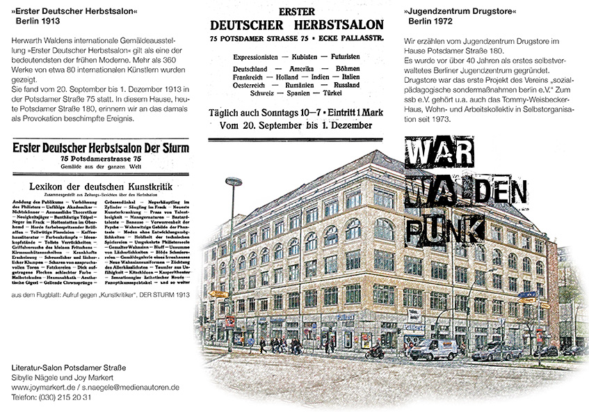 »War Walden Punk?«