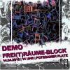 FREItRÄUMEblock demo 14.04.18 14:00 potsdamer platz