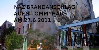nazibrandanschlag 2011 (27.06.2011)