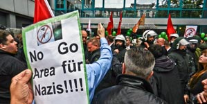 Pro Deutschland muss draussen bleiben (30.06.2011)