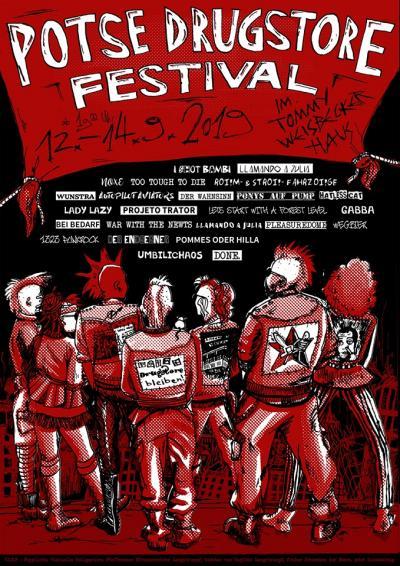 Potse-Drugstore-Festival 2019